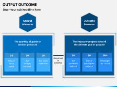 Output Outcome PPT Slide 2