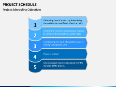 Project Schedule PPT Slide 2