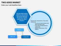 Two-Sided Market PPT Slide 4