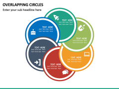 Overlapping Circles PPT Slide 19