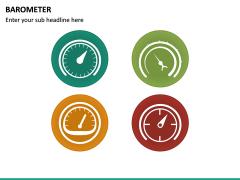 Barometer Icons PPT Slide 28