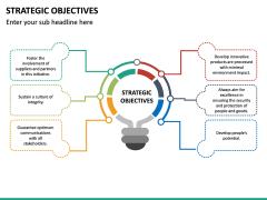 Strategic Objectives PPT Slide 17