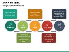 Design Thinking PPT Slide 45