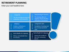 Retirement Planning PPT Slide 20