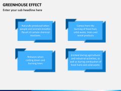 Greenhouse Effect PPT Slide 7