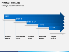 Project Pipeline PPT Slide 6