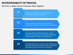 Interoperability of Processes PPT Slide 10