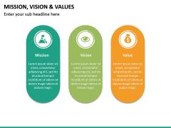 Mission, Vision and Values PPT Slide 34