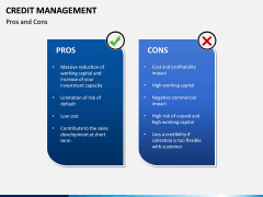Credit Management PPT slide 16