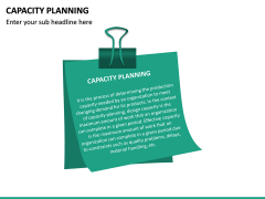 Capacity Planning PPT Slide 16