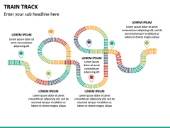 Train Track PPT Slide 27