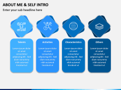 About Me / Self Intro PPT Slide 9