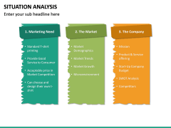 Situation Analysis PPT slide 23