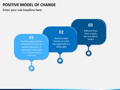 Positive Model of Change PPT Slide 8