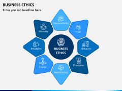 Business Ethics PPT Slide 1