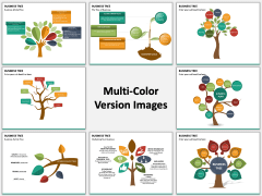 Business Tree PPT Slide MC Combined