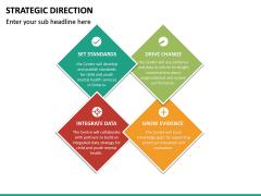Strategic Direction PPT Slide 18