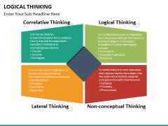 Logical thinking PPT slide 11