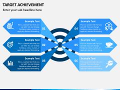Target Achievement PPT slide 4