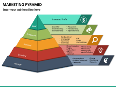 Marketing Pyramid PPT Slide 10