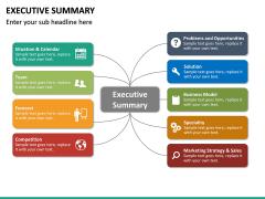 Executive Summary PPT Slide 21