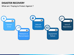 Disaster Recovery PPT Slide 13
