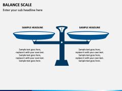 Balance Scale PPT Slide 2
