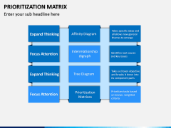 Prioritization Matrix PPT Slide 9