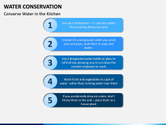 Water Conservation PPT Slide 13