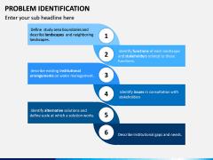 Problem Identification PPT Slide 9