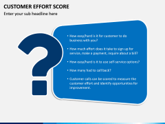 Customer Effort Score PPT Slide 9