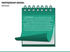 Partnership Model PPT Slide 16