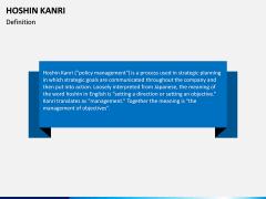 Hoshin Kanri PPT Slide 1