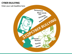 Cyber Bullying PPT slide 14