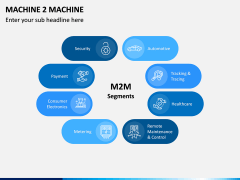 Machine to Machine (M2M) PPT Slide 4