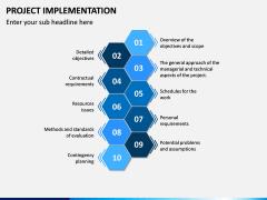 Project Implementation PPT Slide 11