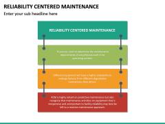 Reliability Centered Maintenance PPT Slide 15