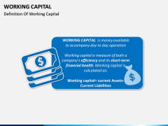 Working Capital PPT slide 1