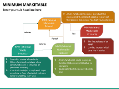 Minimum Marketable PPT Slide 28