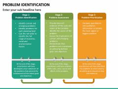 Problem Identification PPT Slide 21