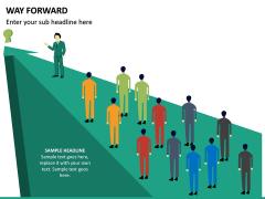 Way Forward PPT Slide 12