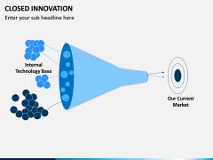 Closed Innovation PPT slide 1