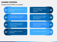 Change Control PPT Slide 14