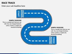 Race Track PPT Slide 6