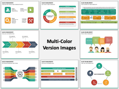 Sales enablement multicolor combined