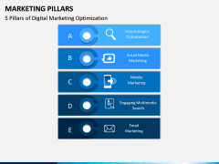 Marketing Pillars PPT Slide 9