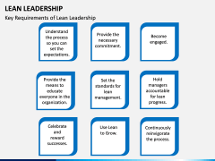 Lean Leadership PPT Slide 8