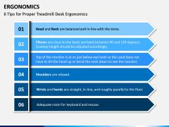 Ergonomics PPT Slide 16