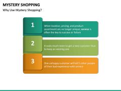 Mystery Shopping PPT Slide 27