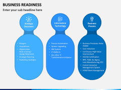 Business Readiness PPT Slide 5